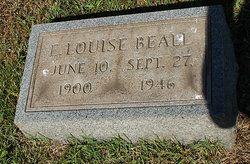 E Louise <I>Disney</I> Beall