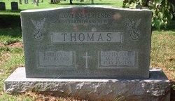 Juanita Fern <I>Copher</I> Thomas