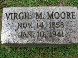Virgil M Moore
