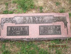 Harry William Bartz