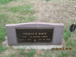 LCpl Thomas Henry Bartz