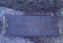 Radie L Treuhardt
