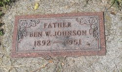 Ben William Johnson