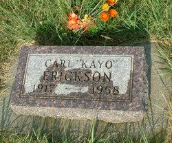 "Carl M. ""Kayo"" Erickson"
