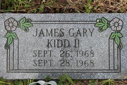 James Gary Kidd, II