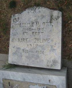 Marie Zulime Adam