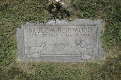 Bruce Anthony Burdwood