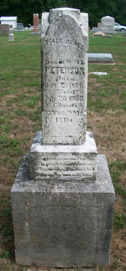 Nellie Agnes Peterson