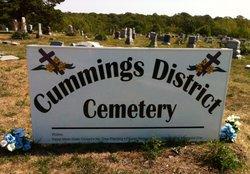 Cummings District Cemetery