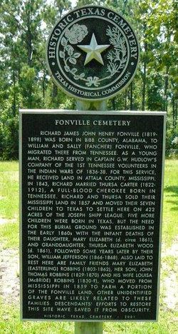 Fonville Cemetery