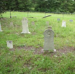 Meridia Broom Cemetery