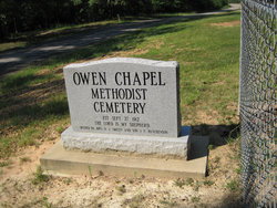 Owen Chapel Methodist Cemetery