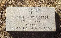 Charles Wesley Hester