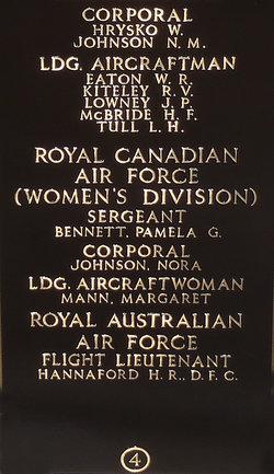 Leading Aircraftman Lloyd Henry Tull
