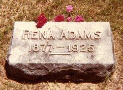 "Irene Christina ""Rena"" <I>Smith</I> Adams"