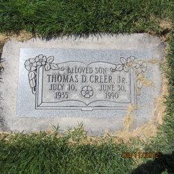 Thomas Donald Creer, Jr
