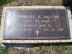 Charles E Jacobs