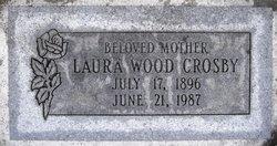 Laura <I>Wood</I> Crosby