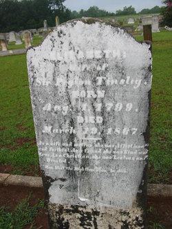 Elizabeth Wingo Tinsley (1799-1867) - Find A Grave Memorial