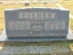 Lula <I>Toomer</I> Fisher