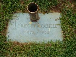 John Ridley Mitchell