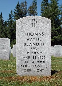 Thomas Wayne Blandin