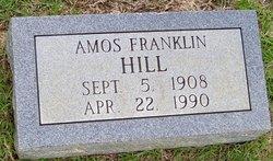 Amos Franklin Hill