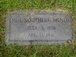 Neil Southern McNeil