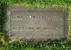 Elna <I>Cowley</I> Austin