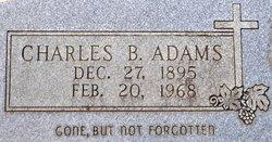 Charles Benjamin Adams