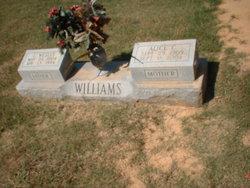 Alice Vance <I>Clanton</I> Williams