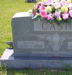 Nolie Gay <I>Smith</I> Cash