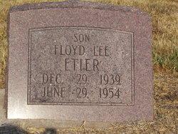 Floyd Lee Etier