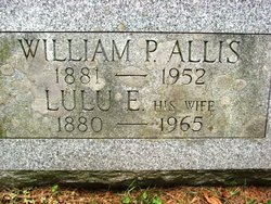 Lulu Erma <I>Lee</I> Allis