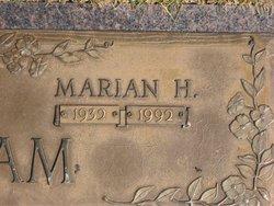 Marian Helen <I>Merkling</I> Basham