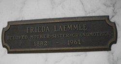 Frieda <I>Heller</I> Laemmle