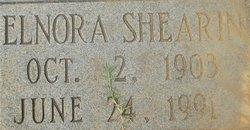 Elnora Terry <I>Shearin</I> Adams