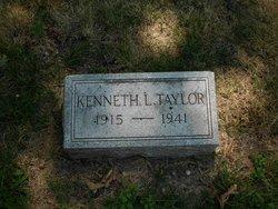 Kenneth Leroy Taylor