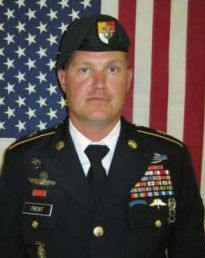 MSGT Gregory R. Trent