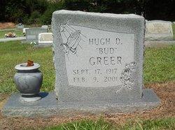 "Hugh Dorsey ""Bud"" Greer"