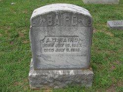 A D Baird