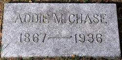 """Adelaide M. """"Addie"""" <I>Rosecrance</I> Chase"""