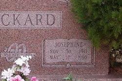 Josephine Lockard