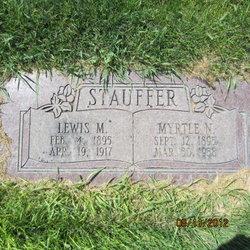 Lewis Mathew Stauffer