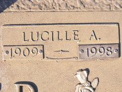 Eva Lucille <I>Abercrombie</I> Acker