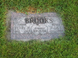 Ella Lois <I>Swayze</I> Brooks