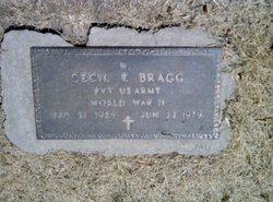 Pvt Cecil Earl Bragg