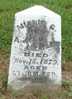 Minnie G. Cleveland