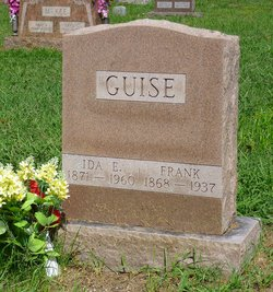 Ida E <I>Decker</I> Guise