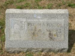 Pvt William A Pearson